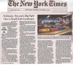 NY Times 10.1.2009